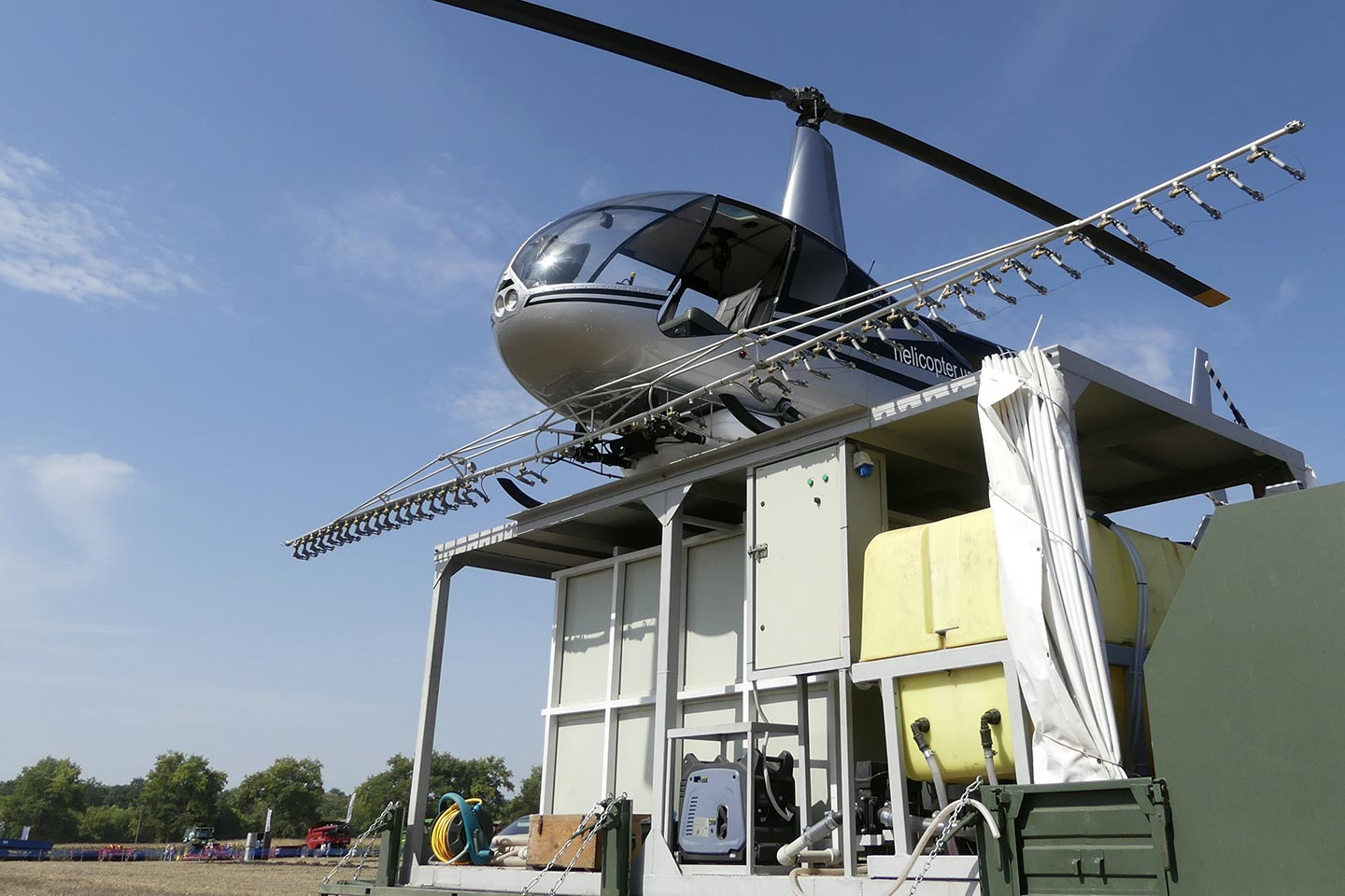 California Agricultural Helicopter Services
