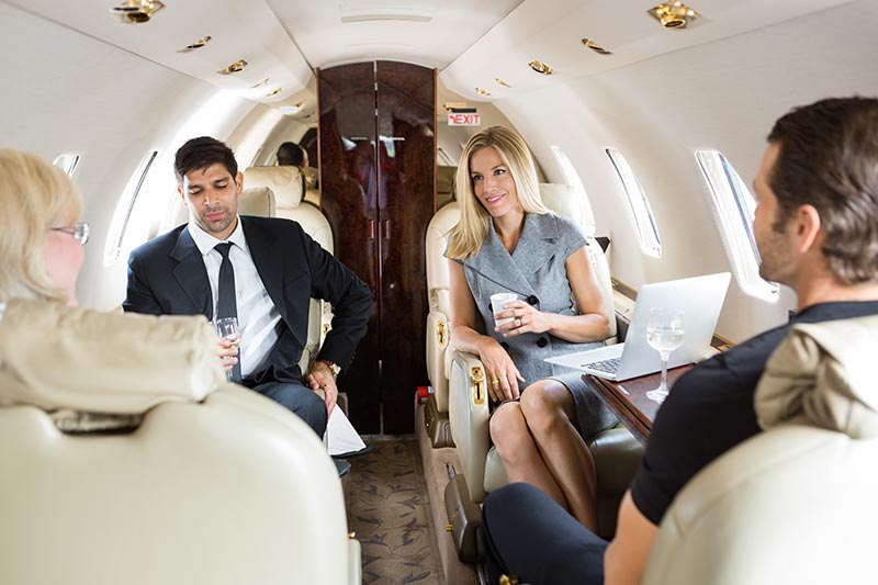 Business Jet Charters San Francisco