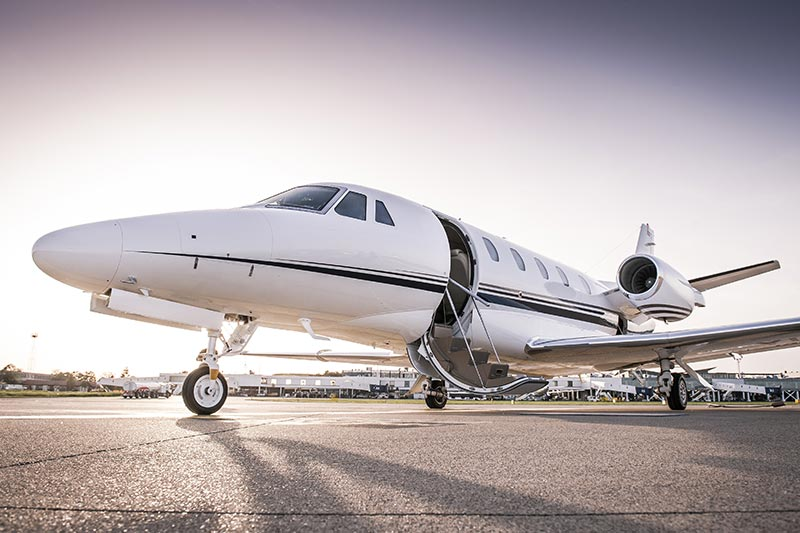 Executive Jet Charters in San Francisco
