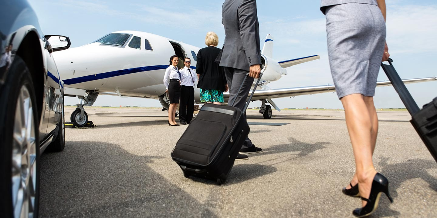 San Francisco Private Jet Charters