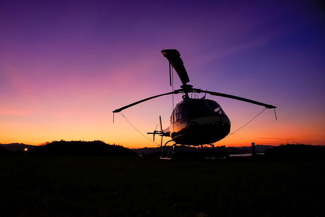San Francisco Helicopter Charters